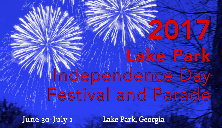 July 2017 Celebration Lake Park, GA